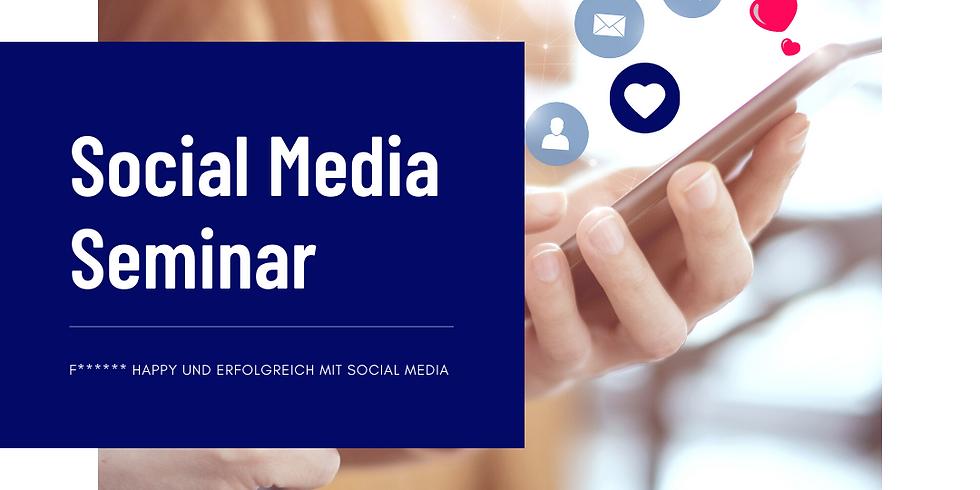 4-tägiges Social Media Seminar