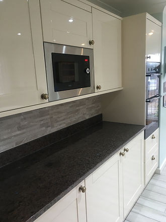 Kitchen Installation Ellingham