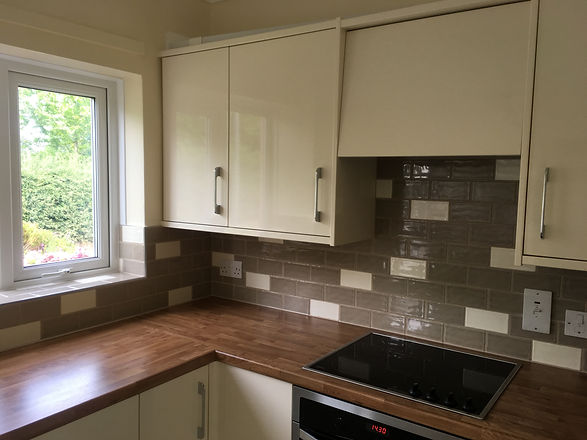 Kitchen Tiling Loddon
