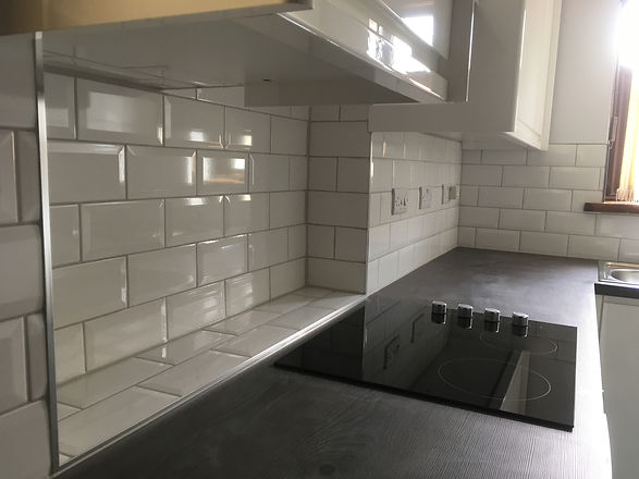 Kitchen Tiling Gillingham