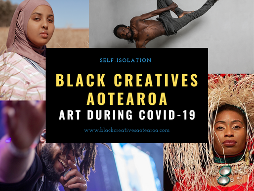 BCA Lockdown Feature: Making Art In The Time of COVID-19