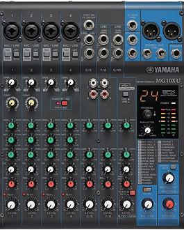 Yamaha_Mixer_10_Input_FX_USB_–_MG10XU_