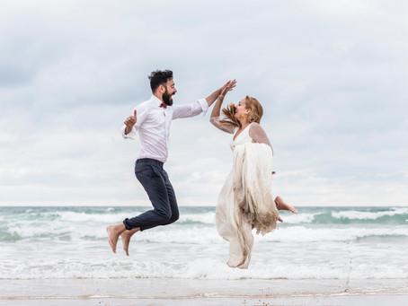El mejor final para el vestido de tu boda