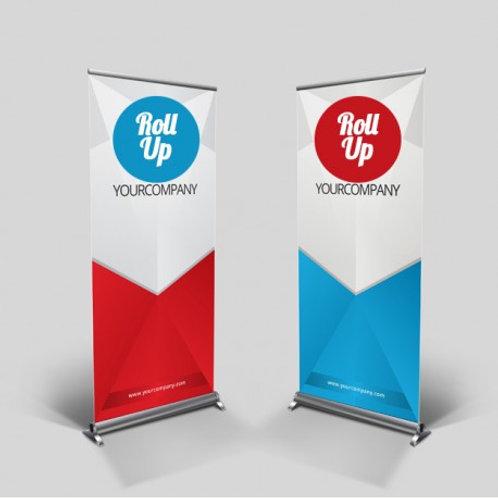 Diseño de Roll Up