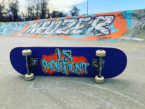 Graffiti Deck