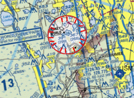 UAV Flight and Super Bowl Restrictions