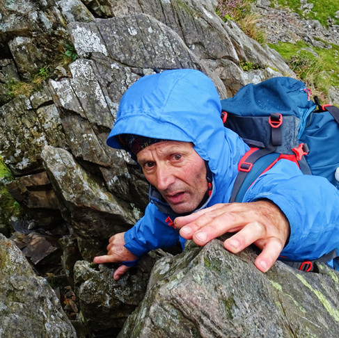 The perfect intro to scrambling in Snowdonia, North Wales?
