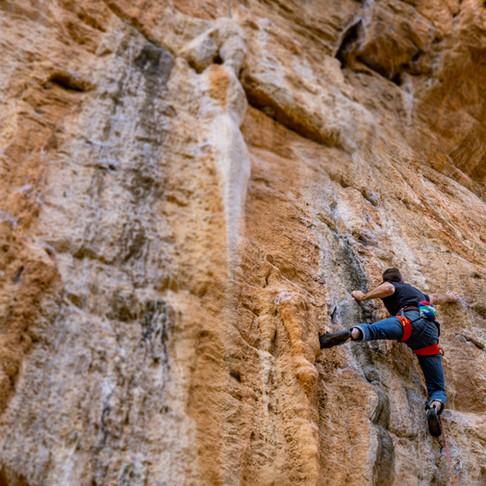 Climbing in Chulilla (2018)
