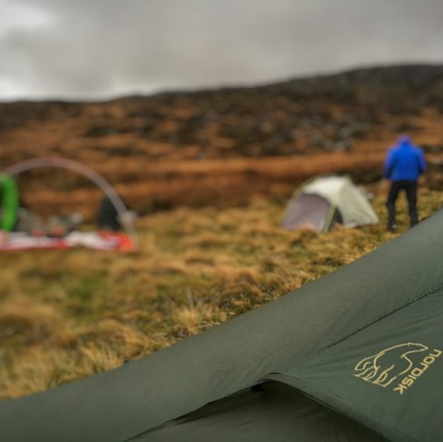 Nordisk Telemark tent review