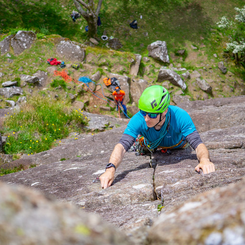 Rock Climbing Instructor Assessment, are you ready?