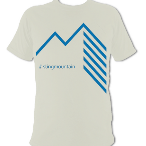 New Sling Mountain Men's T Shirt