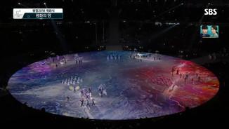 Terracollage Olympic Games Organic Visuals Macro Experimental Fluid Art by Roman De Giuli