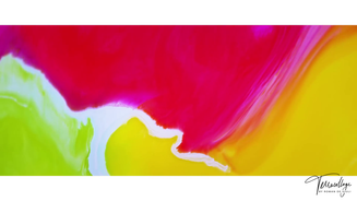 Terracollage european coating show ecs 2017 8K Stock Footage key visual bubble oil fluid art paint colorful color micro microscopic ink fluid Abstract Macro photography Experimental Practical cgi by Roman De Giuli
