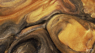 Terracollage sebastian bach desert eyes sand glitter gold silver real 8K Stock Footage key visual bubble oil fluid art paint colorful color micro microscopic ink fluid Abstract Macro photography Experimental Practical cgi by Roman De Giuli