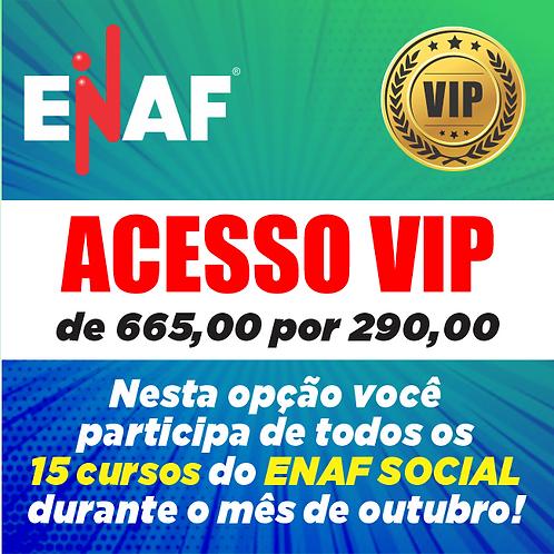 VIP - CONGRESSO ONLINE ENAF - OUTUBRO 2020