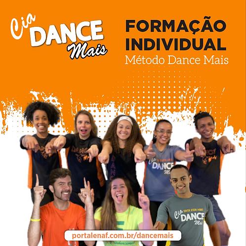 MÉTODO DANCE MAIS - FORMAÇÃO INDIVIDUAL - ONLINE