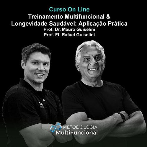 Treinamento Multifuncional para a Terceira Idade - CURSO ONLINE