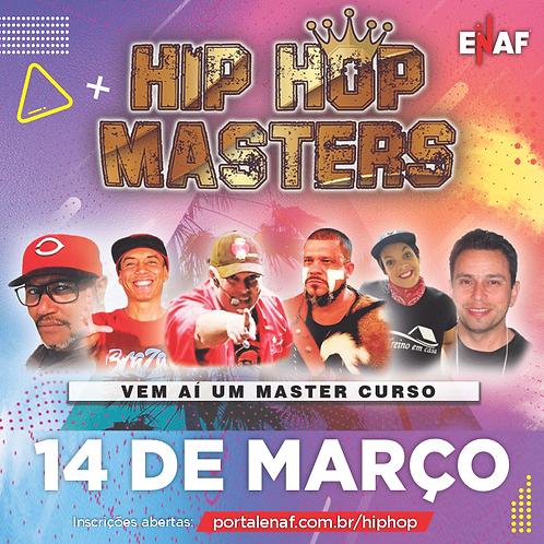 HIP HOP MASTERS - 14/03 - CUROS ONLINE