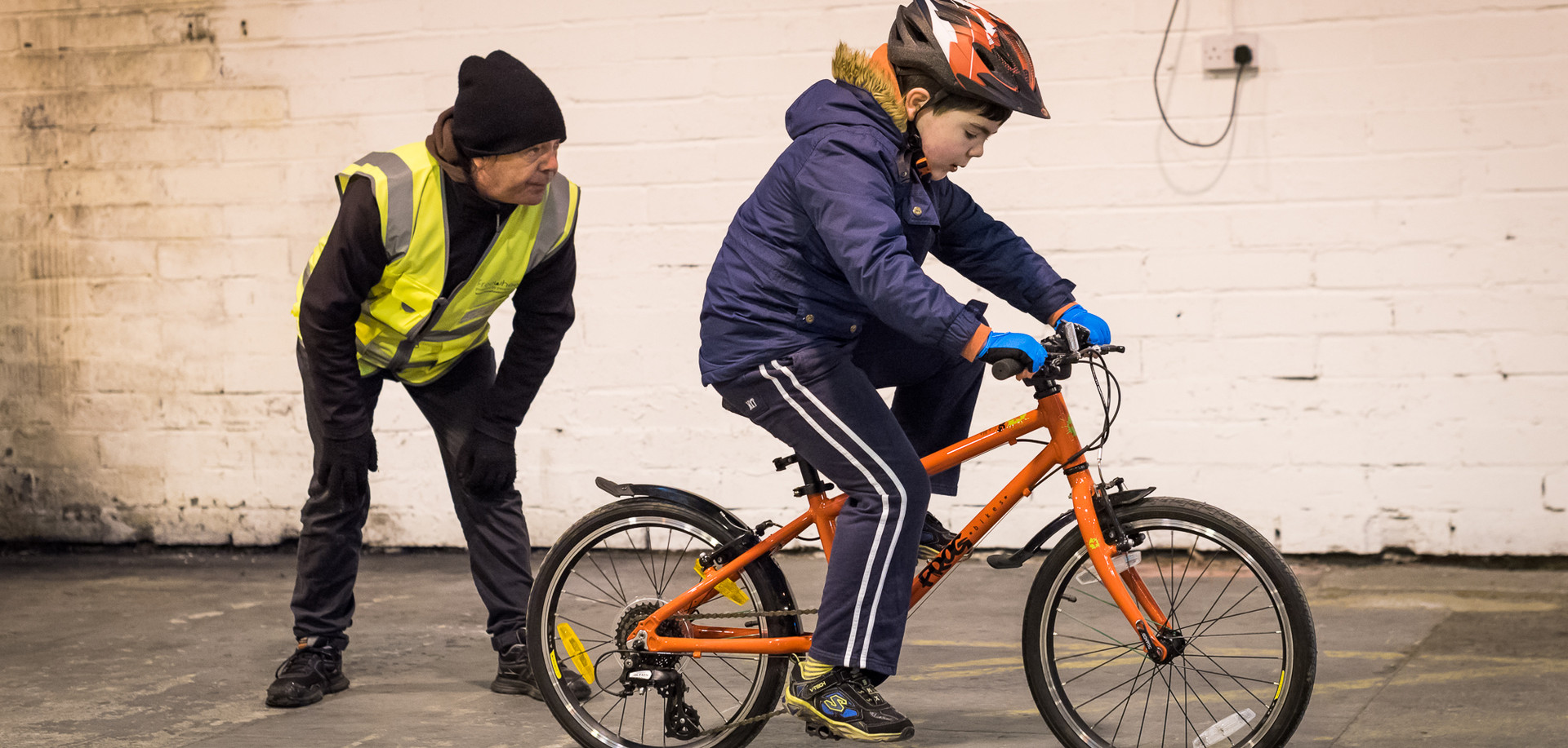 Cycling UK - Glasgow Community Cycle Net