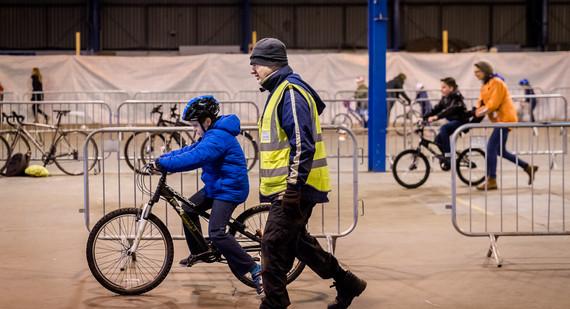 Cycling UK - Glasgow Community Cycle Net