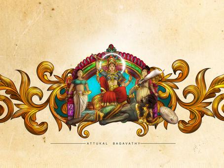 Attukal Bagavathy - A tribute
