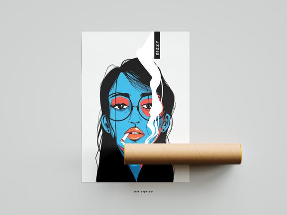 Poster print_dizzy.png
