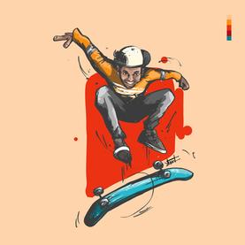 Skater Binoy