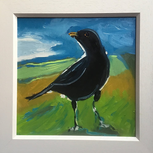Sweet Blackbird