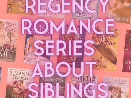 087 - Sibling Series of Regency Romance