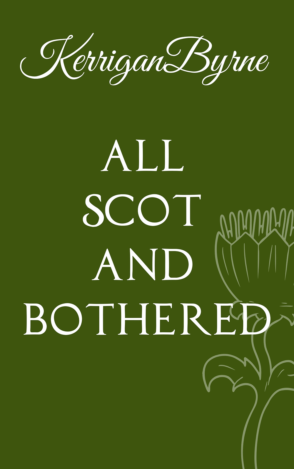Placeholder Cover for All Scot and Bothered