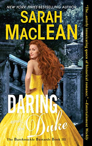 Cover for Daring and the Duke