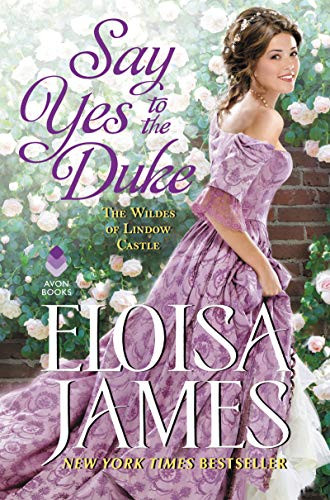 Cover for Say Yes to the Duke