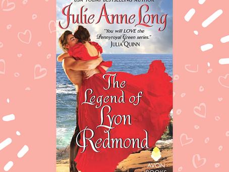 081 - The Legend of Lyon Redmond