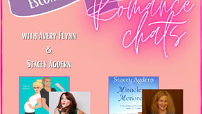 059 - Getting Published in Romance with Avery Flynn and Stacey Agdern
