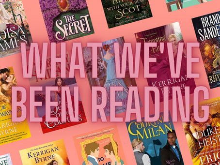 083 - What We've Been Reading