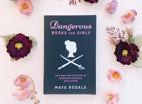 009 - Interview - Maya Rodale Chats Dangerous Books For Girls
