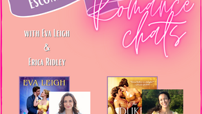 053 - Historical Romance in Today's World with Eva Leigh and Erica Ridley