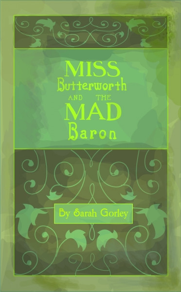 Cover for Miss Butterworth and the Mad Baron