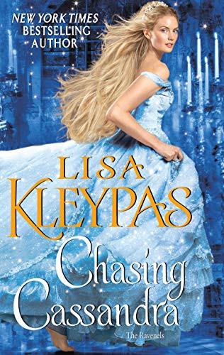 Cover for Chasing Cassandra