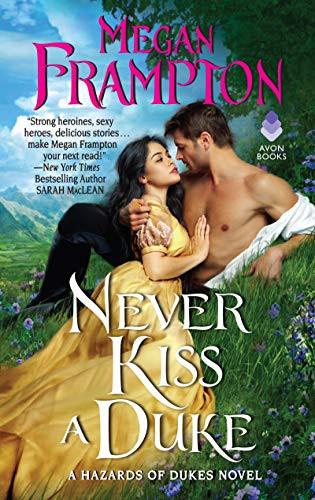 Cover for Never Kiss A Duke