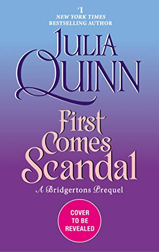 Stand-in cover for First Comes Scandal