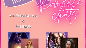 057 - Paranormal Romance Zoe Forward and Mariah Ankenman