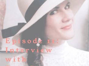 011 - Interview - Evie Dunmore Talks Bringing Down The Duke