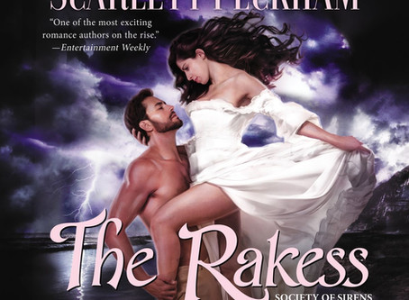 The Rakess Signed Copy Giveaway!
