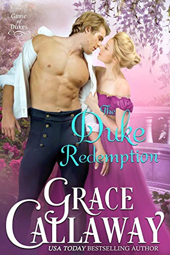 Cover for The Duke Redemption by Grace Callaway