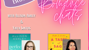 055 - Getting Started in Romance with Allison Ashley and Yaffa Santos
