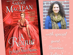 080 - A Rogue By Any Other Name with Vanessa Zoltan!