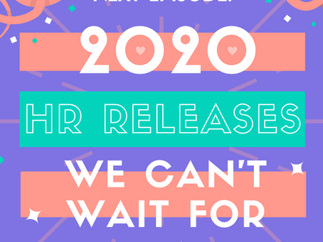 016 - 2020 Historical Romance Releases We Can't Wait For!