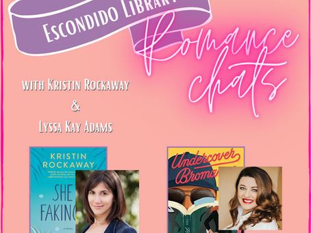 048 - Writing Romance for Today's Reader with Lyssa Kay Adams and Kristin Rockaway