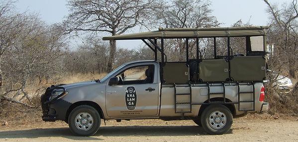Open Safari Vehicle (OSV)